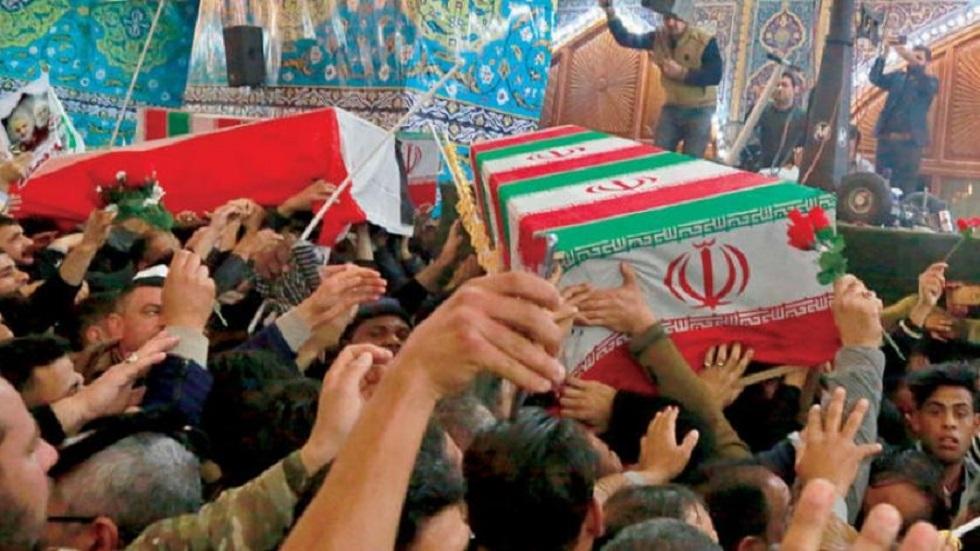 إعادة جثمان قاسم سليماني إلى إيران