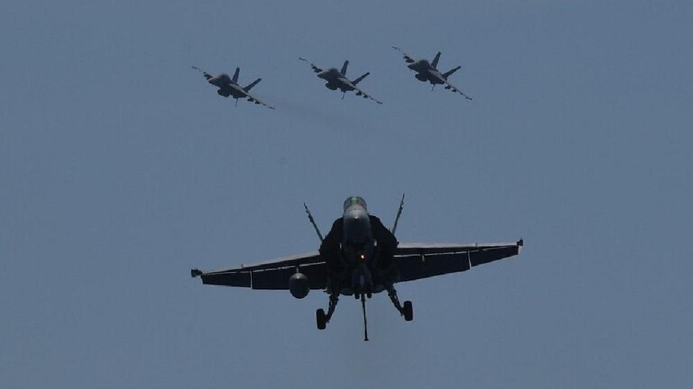 التحالف الدولي: هجومان قرب قاعدتين عراقيتين تستضيفان قواتنا