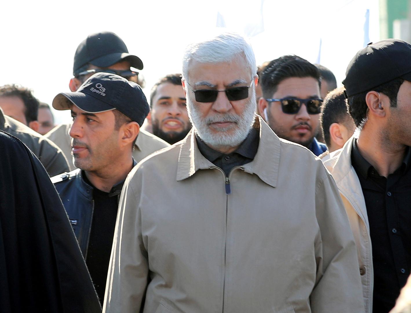 جثمان المهندس إلى إيران لإجراء فحص الـDNA قبل دفنه في النجف