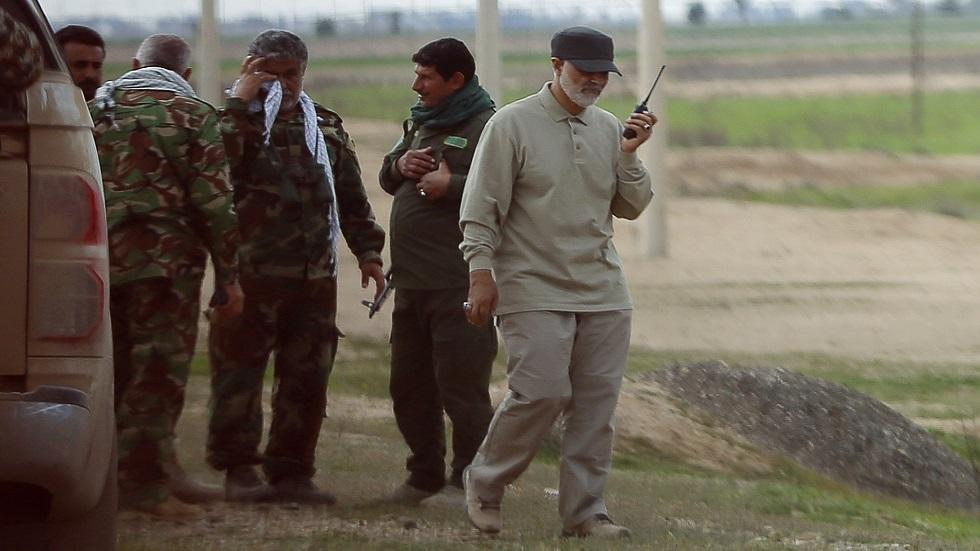 إيران تحقق في إمكانية وجود مدسوسين في فريق حماية سليماني
