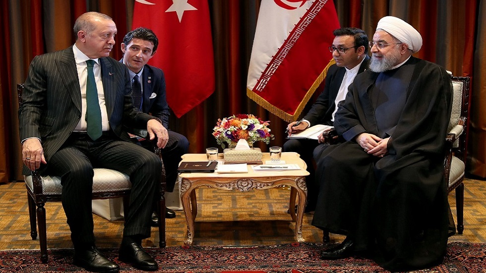 نفي تركي لاعتبار أردوغان سليماني شهيدا