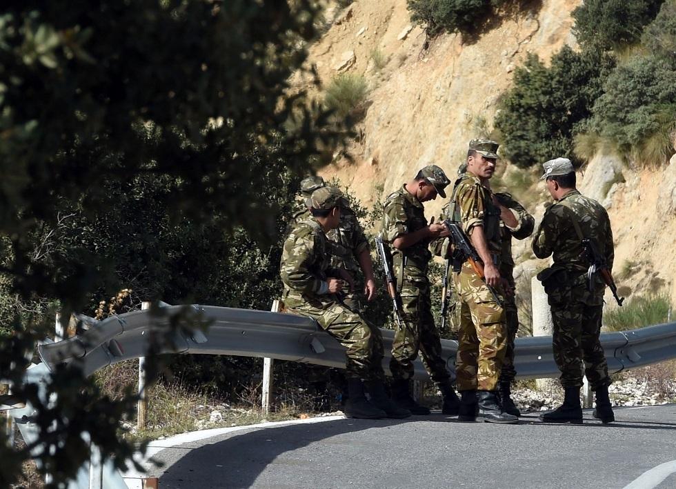 الجزائر.. تصفية مسلحين شمالي البلاد