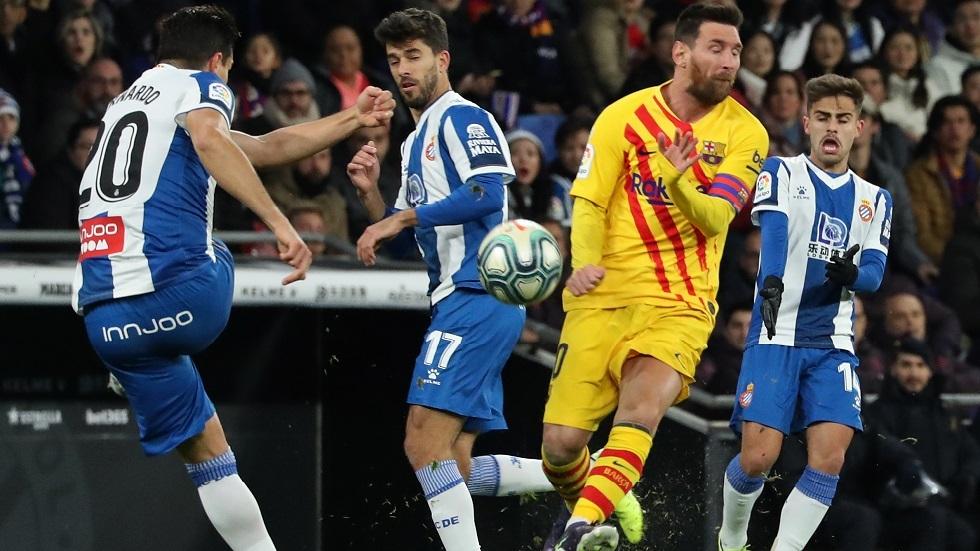 تقرير يكشف سر فشل برشلونة في حسم ديربي كتالونيا