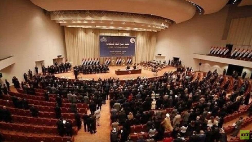 تفويض حكومة العراق بإخراج القوات الأجنبية