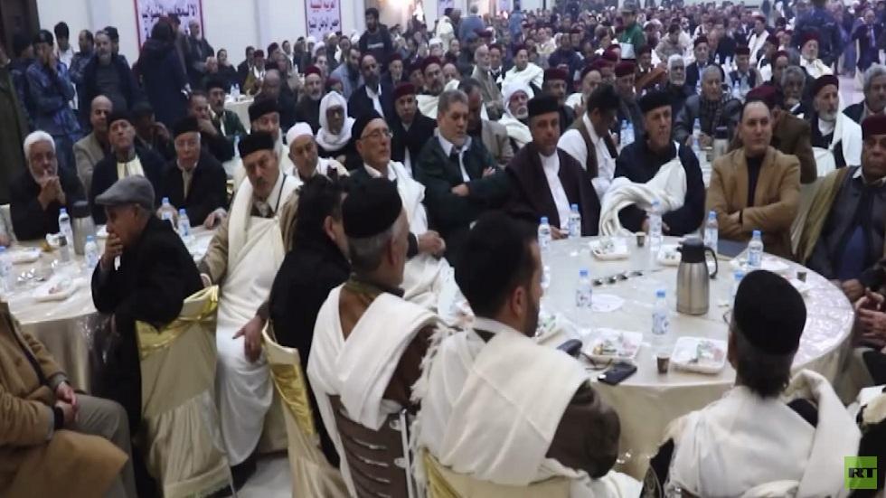 قبائل ليبية تعلن دعمها للجيش الوطني