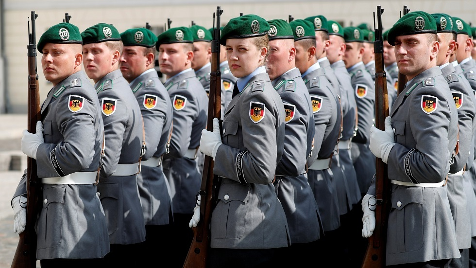 ألمانيا تعلق استبدال عسكرييها في العراق
