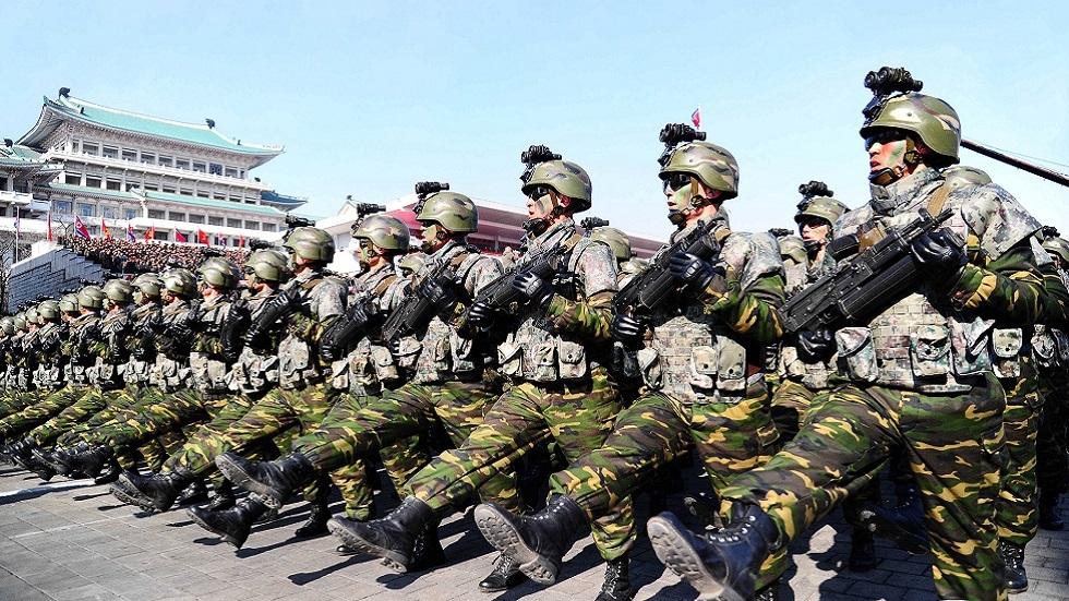 الإعلام الكوري الشمالي: علينا الاعتماد على قوة عسكرية