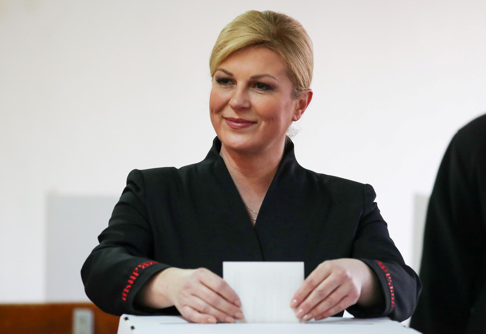 اشتراكي ديمقراطي يزيح حسناء كرواتيا من الرئاسة