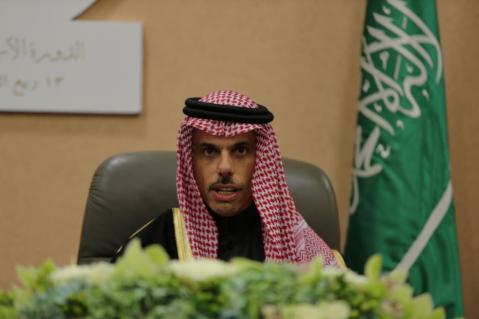 وزير الخارجية السعودي: الملك سلمان سيدعو إلى قمة لقادة الدول المطلة على البحر الأحمر