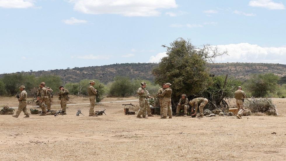 معسكر الجيش البريطاني في كينيا
