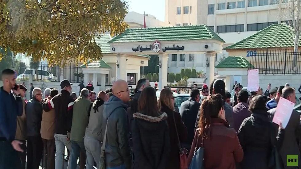 جدل في البرلمان الأردني بسبب اتفاقية الغاز