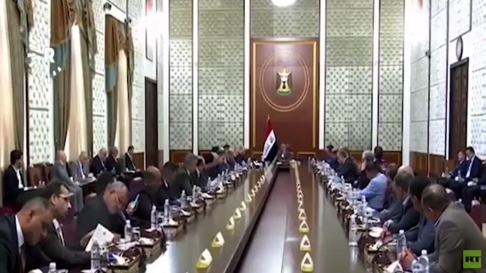 عبد المهدي: انسحاب أو بقاء واشنطن قرار عراقي