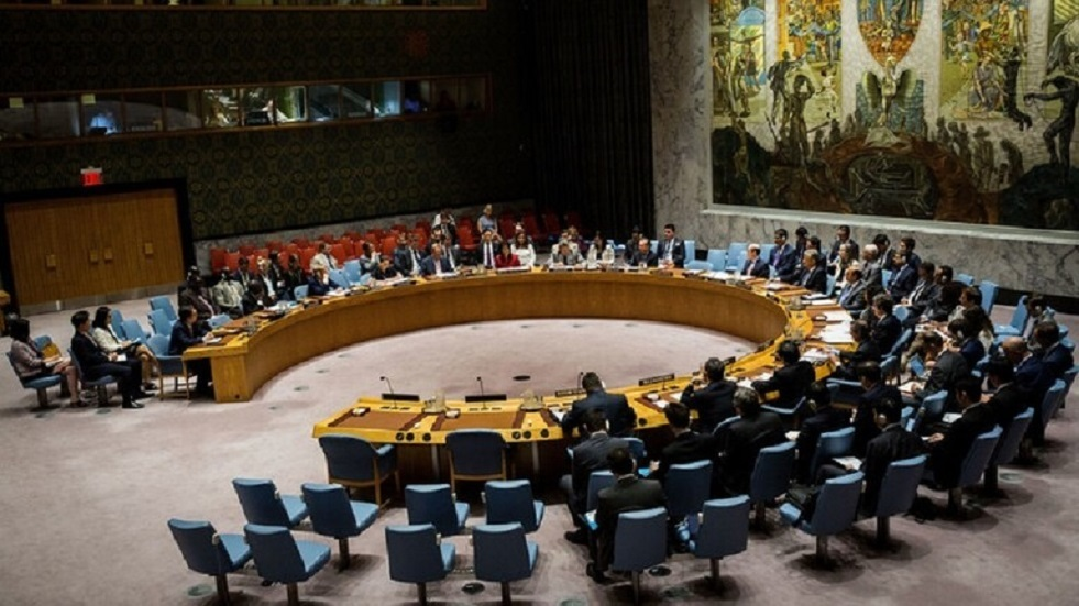 العراق يطالب مجلس الأمن الدولي بإدانة الضربة الأمريكية على أراضيه