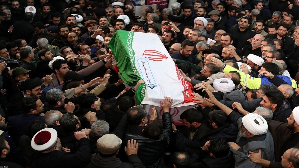 مسؤول إيراني يكشف حالة جثمان سليماني: كنا أمام حادثة تشبه كربلاء
