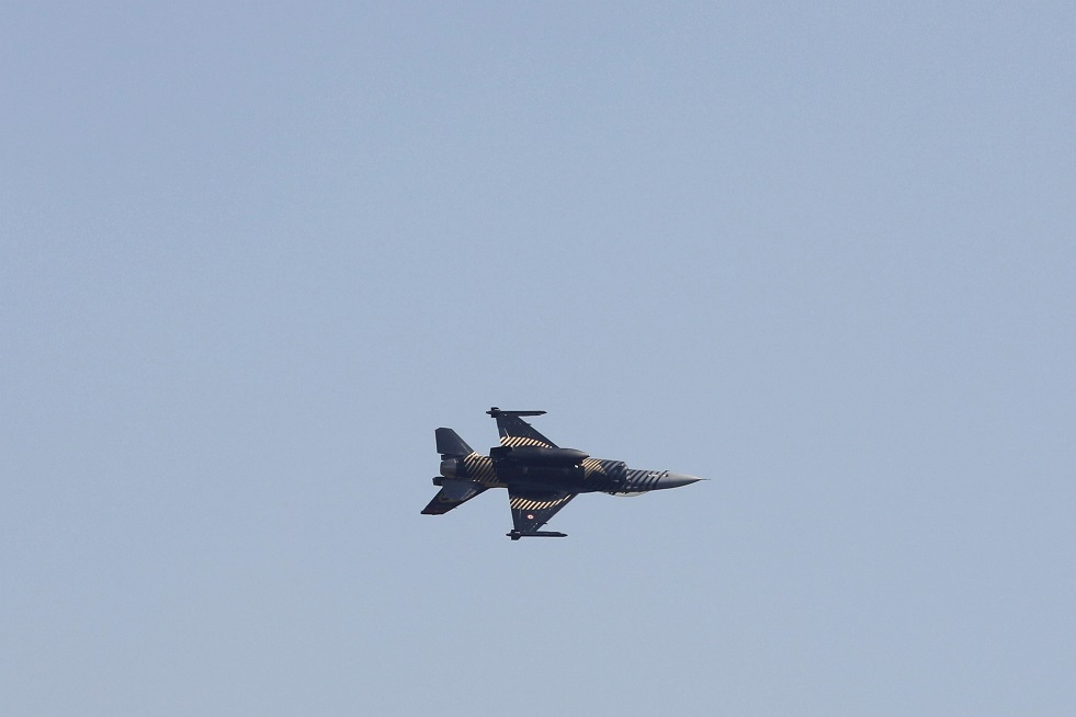 تحطم طائرة عسكرية باكستانية ومقتل طياريها