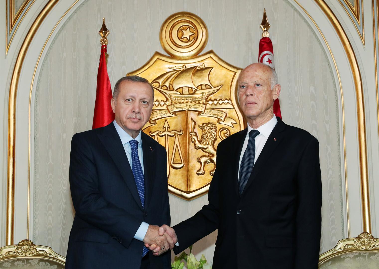تونس تعلن رفض أي تدخل أجنبي في ليبيا