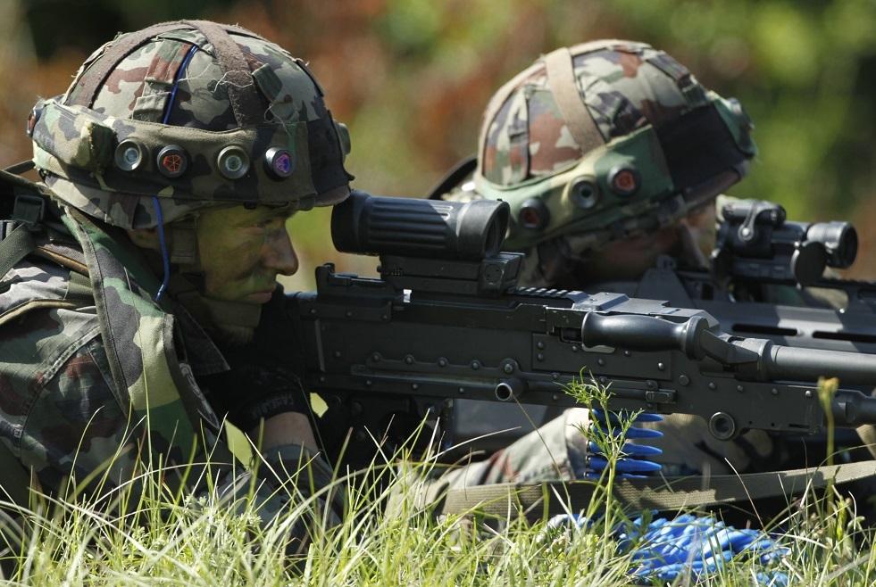كرواتيا تنقل قوتها العسكرية من العراق إلى الكويت