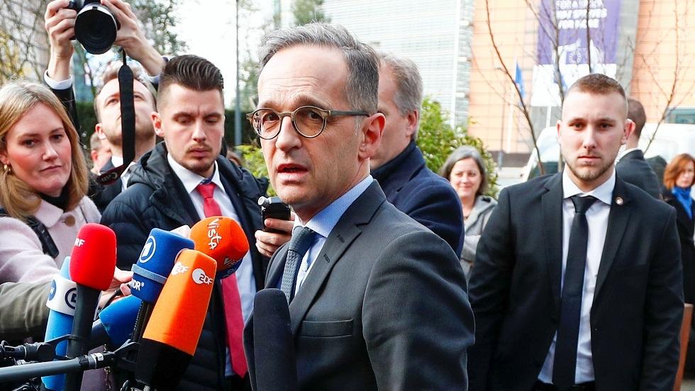 ماس: على أوروبا الرد على الانتهاكات الإيرانية للاتفاق النووي