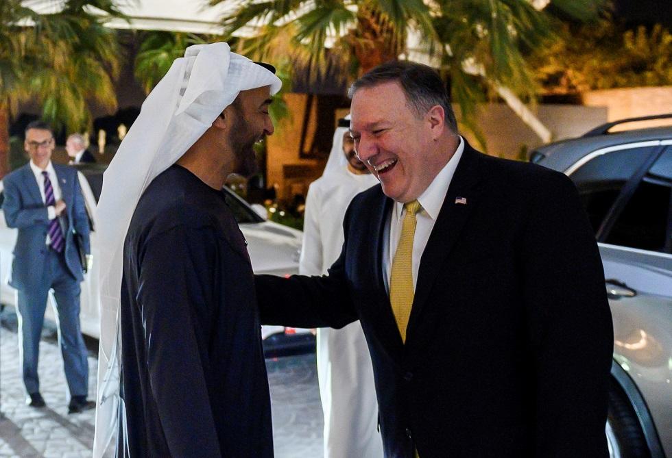 متحدث: التمركز الأمني الأمريكي في الإمارات لم يتغير