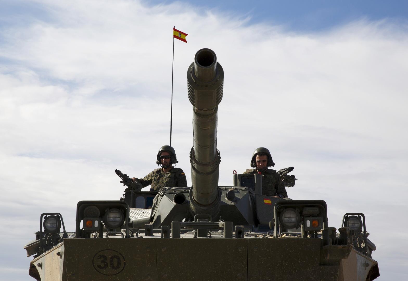 إسبانيا تنقل بعض قواتها من العراق إلى الكويت