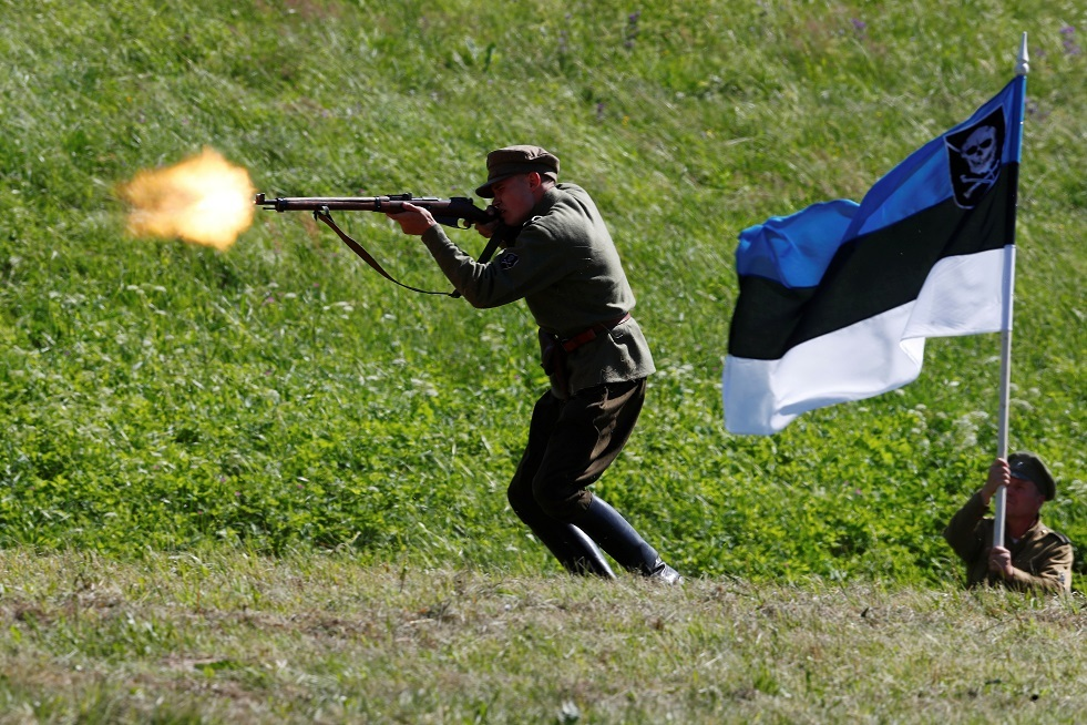 إستونيا تدين هجوم إيران وتؤكد عدم وجود قوات لها في القواعد خلاله