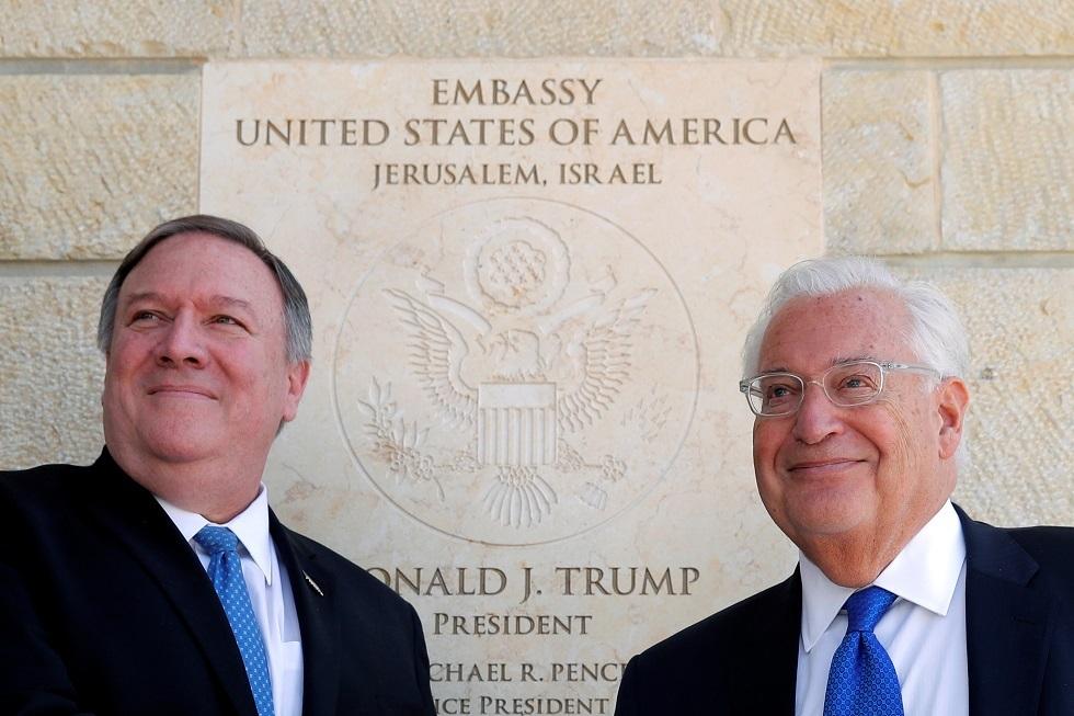 السفير الأمريكي بإسرائيل ردا على الهجوم الإيراني: التقييمات الأولية إيجابية
