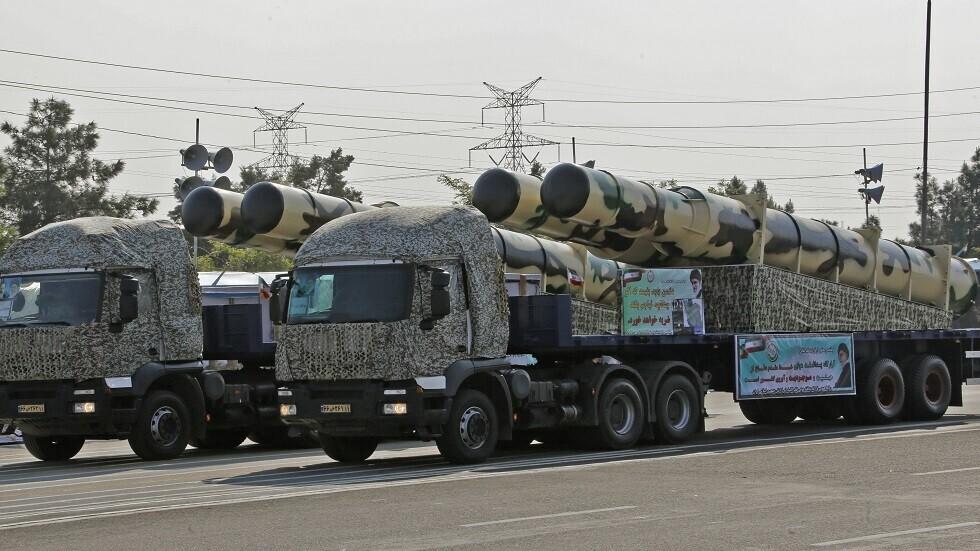 استخبارات الحرس الثوري تحدد أعداد الصواريخ التي استهدفت