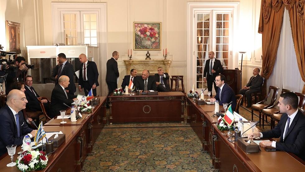 شكري: تيارات ظلامية تسيطر على المناطق الغربية في ليبيا