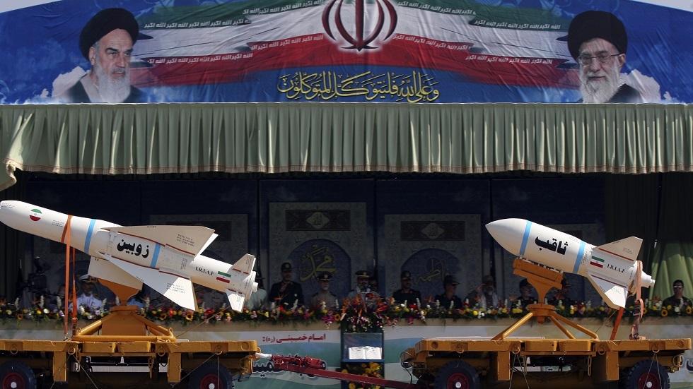 صواريخ إيرانية - أرشيف