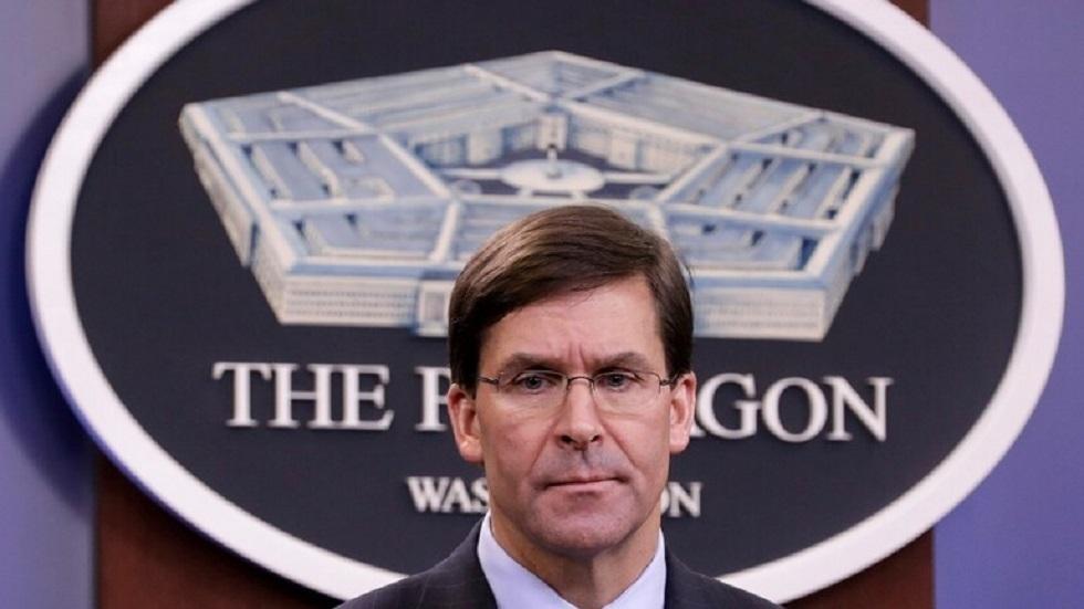 البنتاغون: تم قصف قواعدنا في العراق بـ16 صاروخا من ثلاثة مواقع في إيران