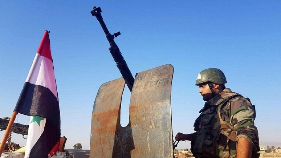الجيش السوري يسقط طائرة مسيرة بريف شمال غربي البلاد