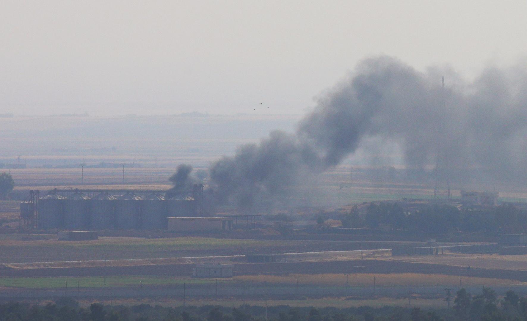 وزارة الدفاع التركية: مقتل 4 جنود بانفجار سيارة شمال شرقي سوريا