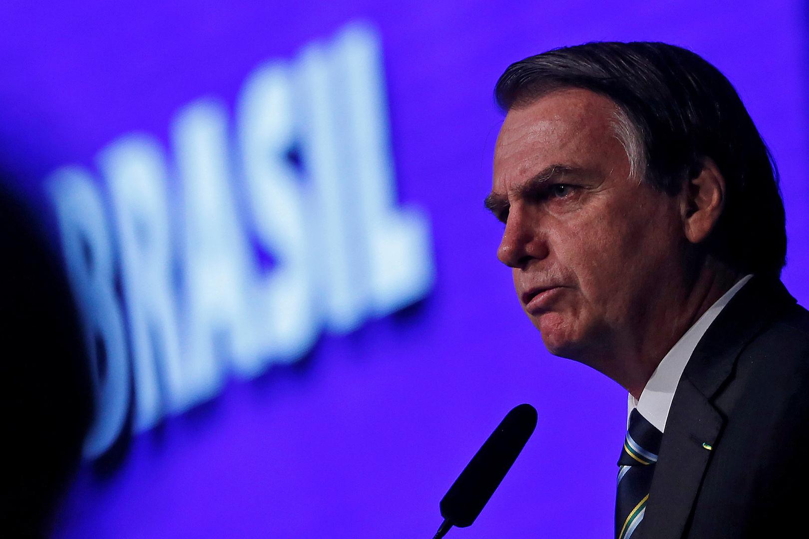 رئيس البرازيل يؤكد