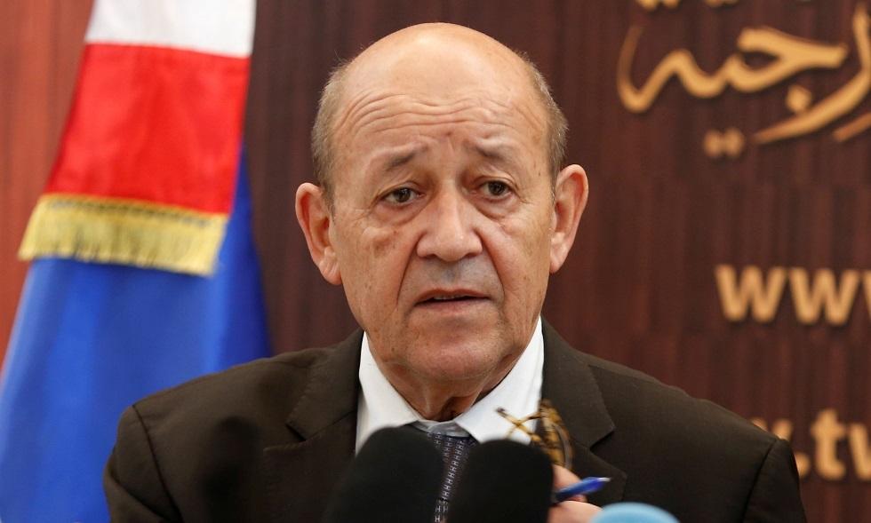 بعد زيارة مصر.. وزير خارجية فرنسا في تونس لبحث الأزمة الليبية