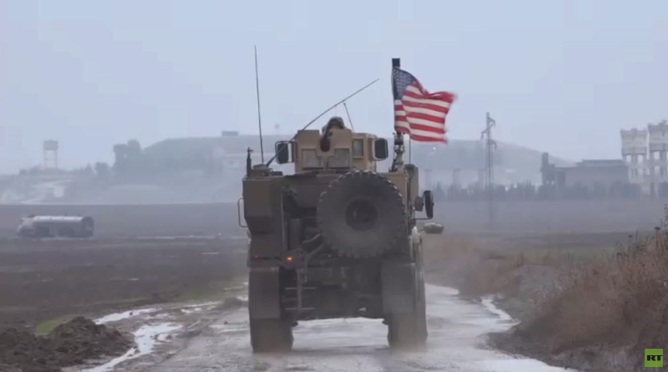 الدوريات الأمريكية تواصل مهماتها شمال سوريا