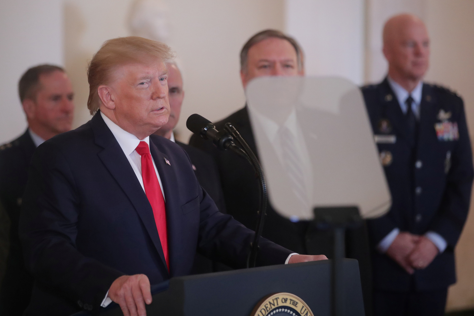 ضربة أمريكية لإيران بسلاح العقوبات