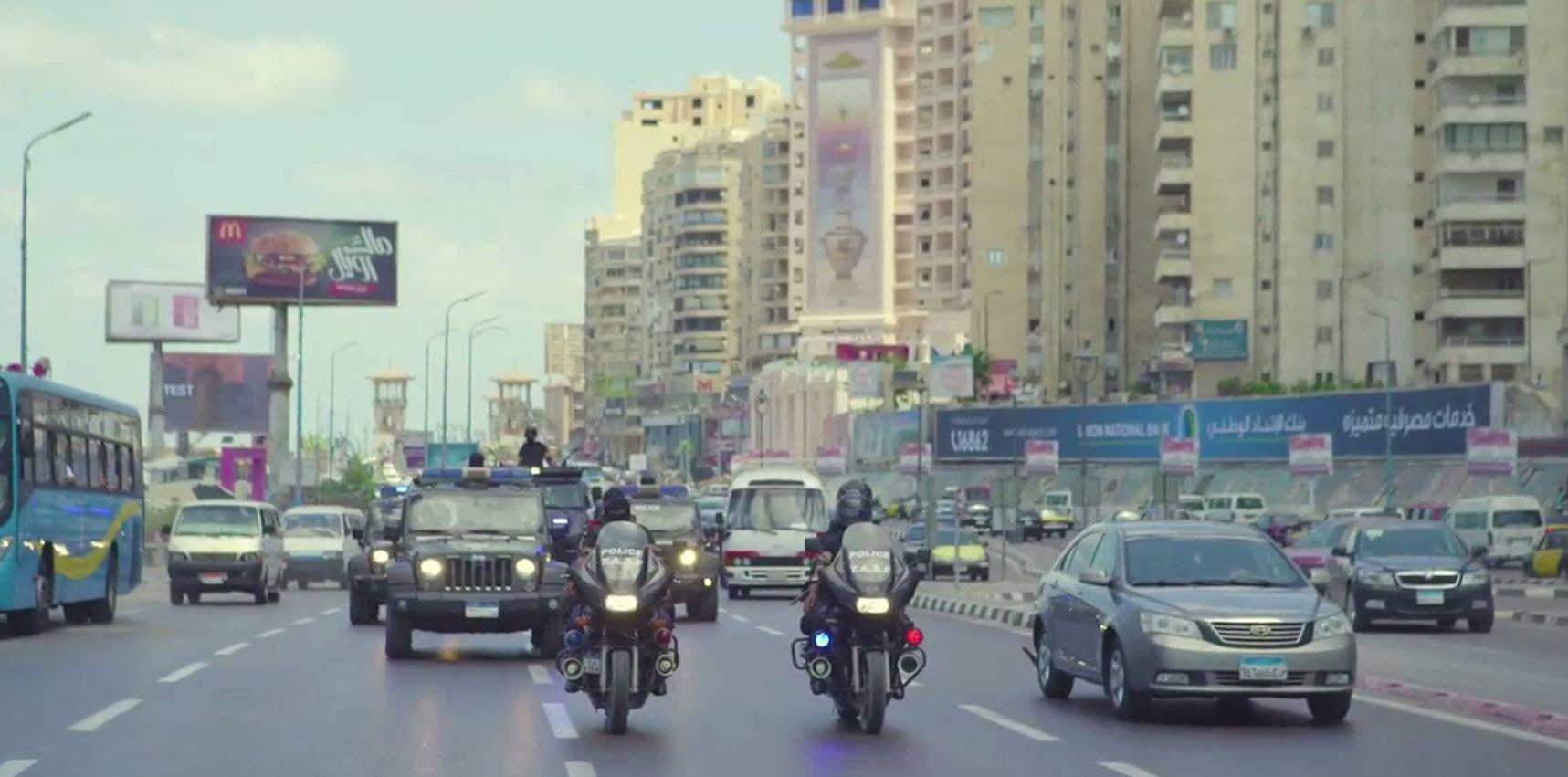 الأمن المصري يضبط كميات ضخمة من المخدرات والحشيش