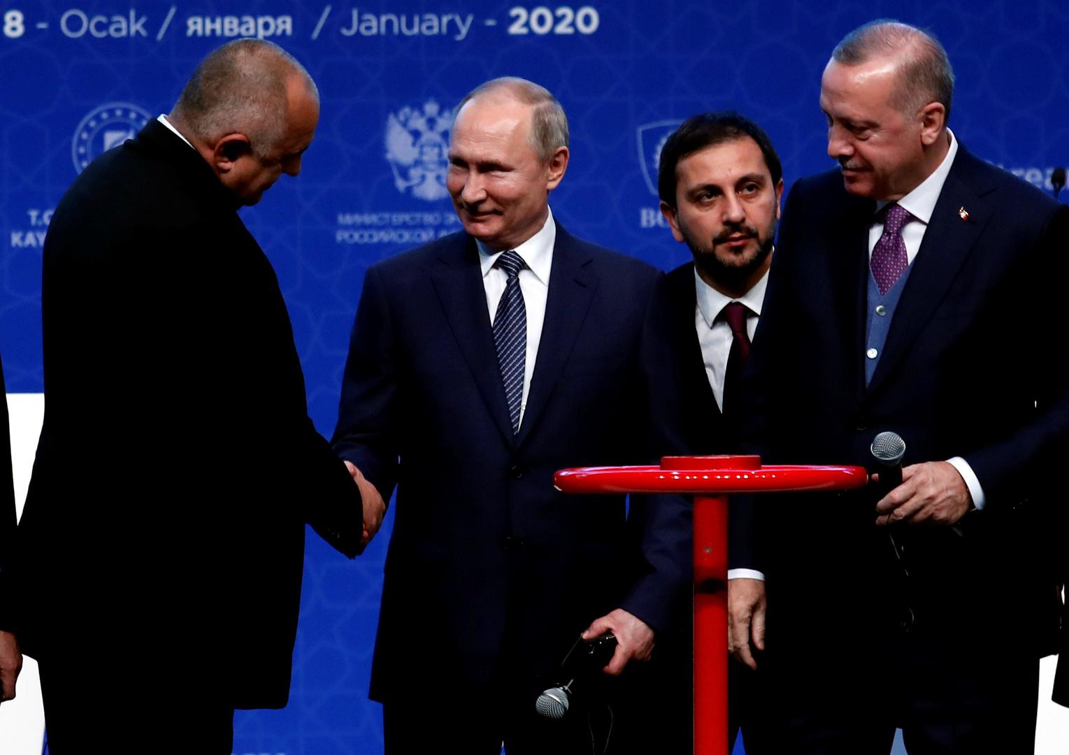 فرصة روسيا الشرق أوسطية