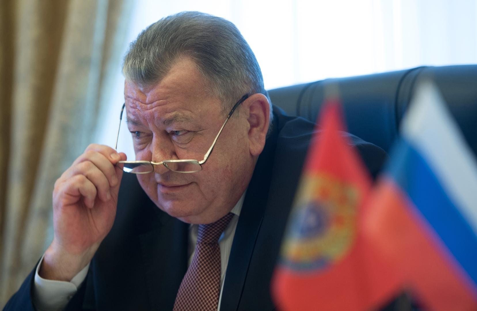 موسكو تعول على تعزيز تعاونها مع واشنطن في مجال مكافحة الإرهاب