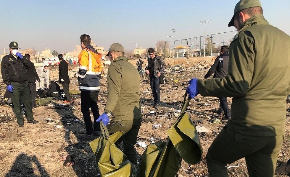 CNN: واشنطن تحقق في فرضية إصابة الطائرة الأوكرانية المنكوبة في إيران بصاروخ