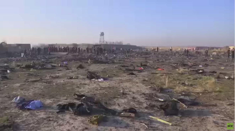 كارثة الطائرة الأوكرانية.. أبرز الفرضيات