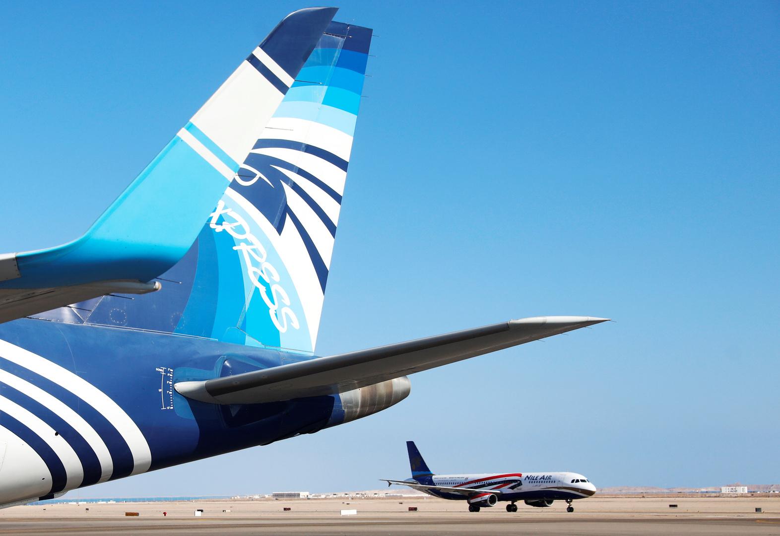 مصر للطيران تعلن عودة الرحلات الجوية إلى بغداد السبت المقبل