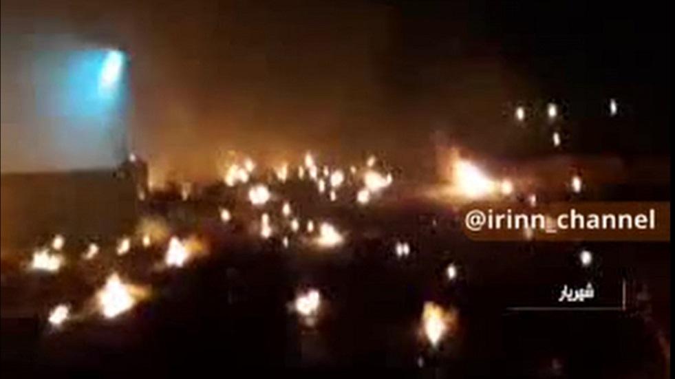 رويترز: مسؤولون أمريكيون على قناعة بأن الطائرة الأوكرانية أسقطت بصاروخ إيراني