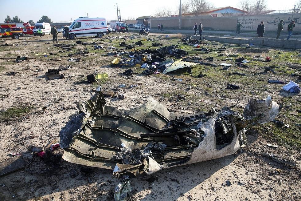 رئيس منظمة الطيران الإيرانية: مزاعم إصابة الطائرة الأوكرانية بصاروخ لا يمكن أن تكون صحيحة