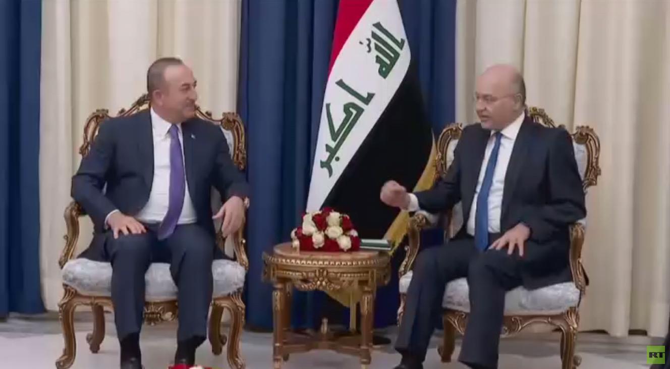 العراق يبلغ سفير إيران برفضه قصف أراضيه