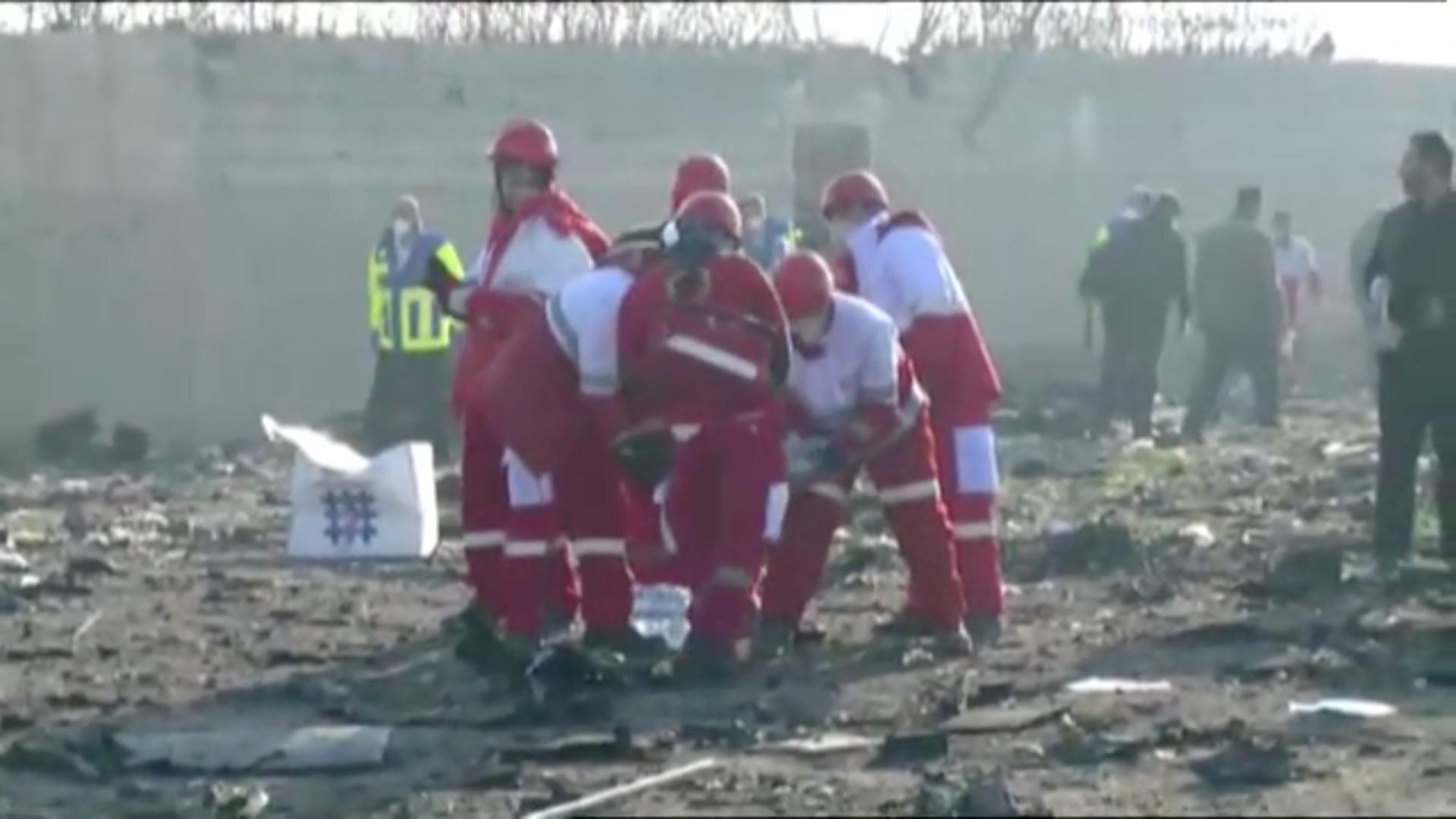 صحيفة: إيران تدعو واشنطن للمشاركة في التحقيق بكارثة الطائرة الأوكرانية