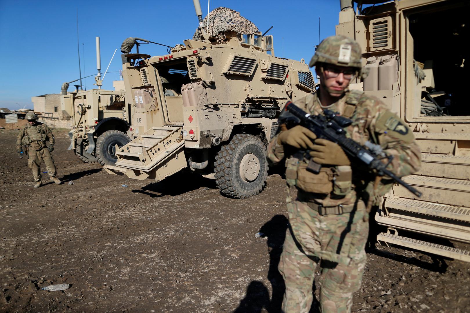 الجيش الأمريكي يستعد لـ