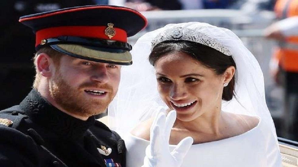أول إجراء بعد قرار الأمير هاري وزوجته ميغان التخلي عن صفتهما الملكية (صور)