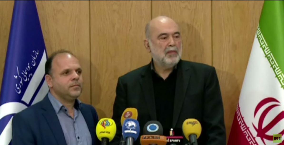 طهران تؤكد أن الطائرة الأوكرانية لم تصب بصاروخ