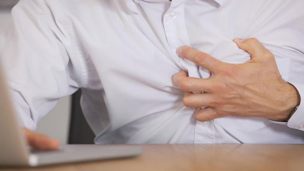 أعراض تنذر بنوبة قلبية